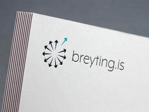 Breyting